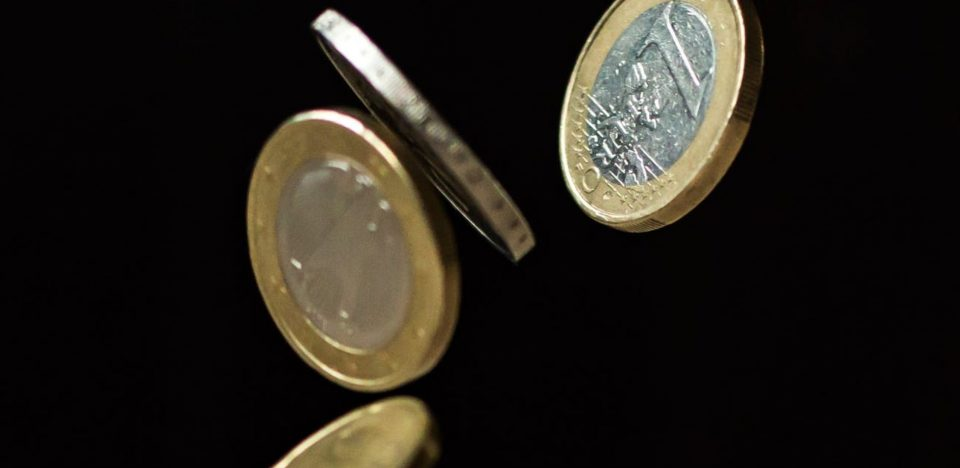 3 Euro-Münzen