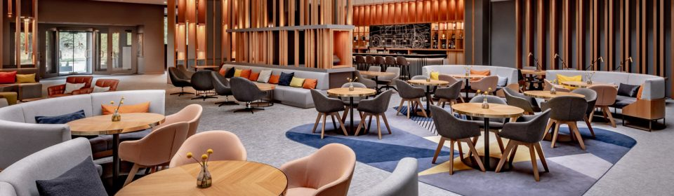 Lobby Hotel Marriott