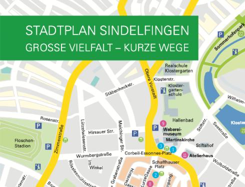Bild Stadtplan Titel