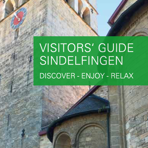 Title Visitors Guide english