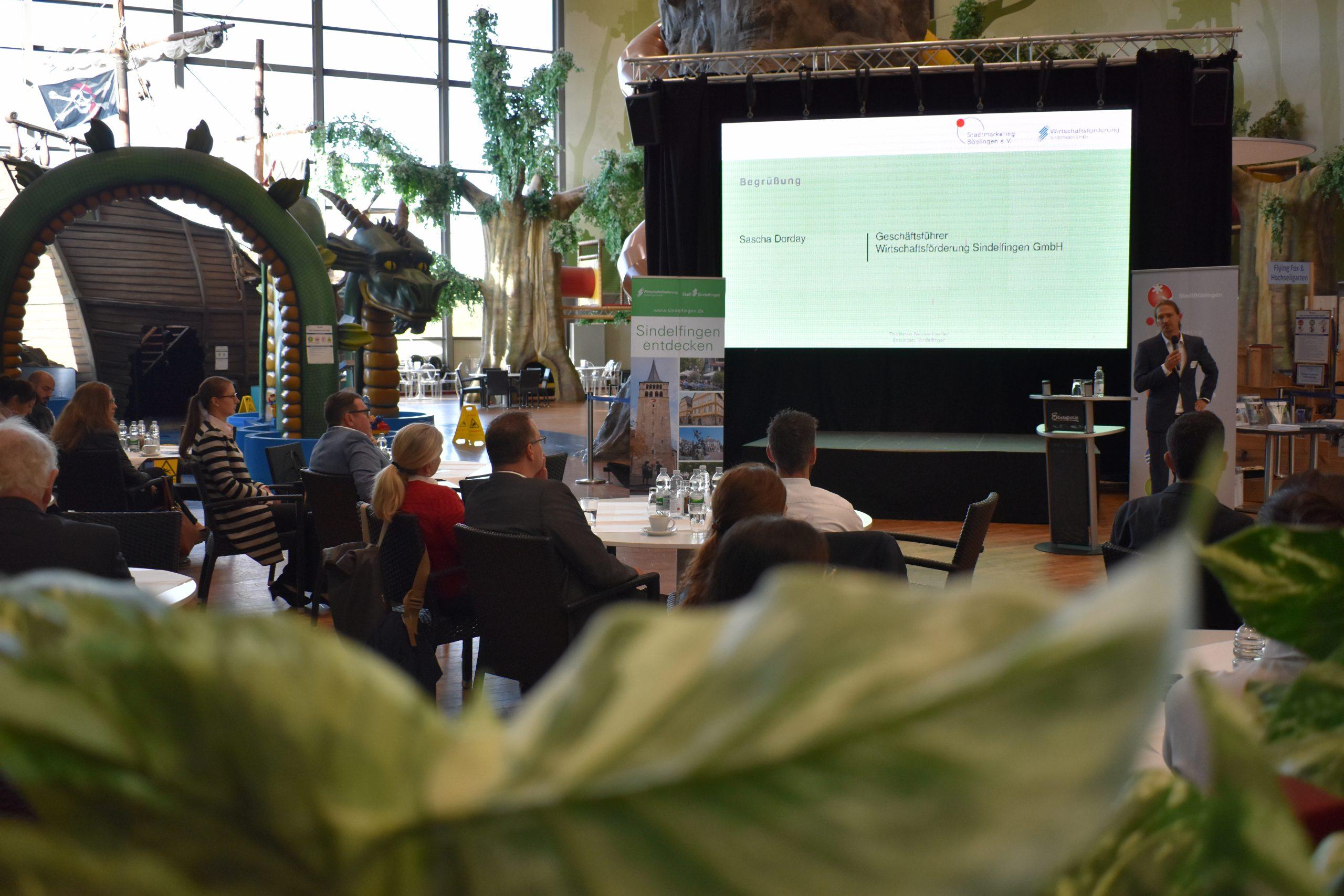 Veranstaltung Wirtschaft im Gespräch Tourismus-Netzwerktreffen