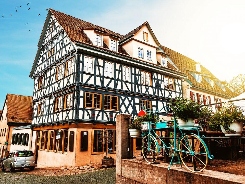 Restaurant Drei Mohren am Schaffhauser Platz