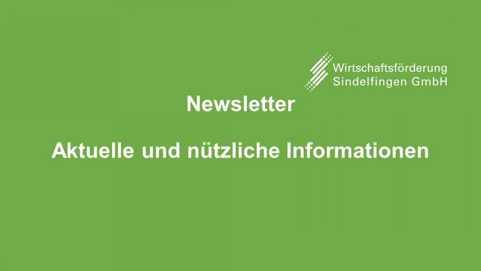 Newsletter Slider