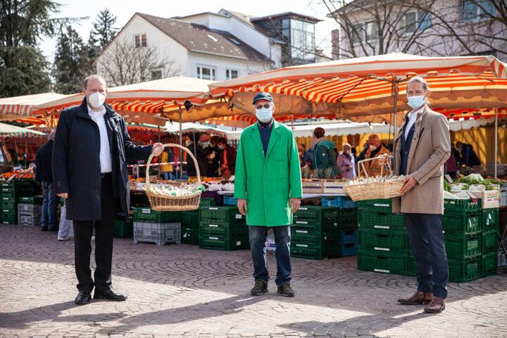 Osterhasenaktion Wochenmarkt 2021 Beitragsbild