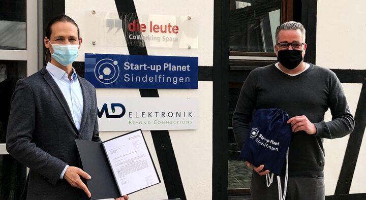 Einzug in Start-up Planet_Bee Lean Joerg Bartussek Consulting_Beitragsbild