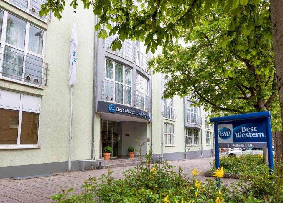 Best Western Hotel Sindelfingen