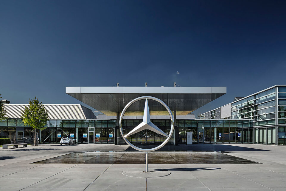 Mercedes-Benz Kundencenter